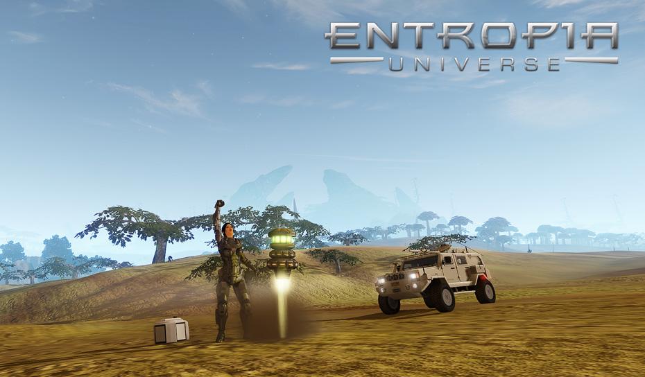 скачать Entropia Universe торрент - фото 10