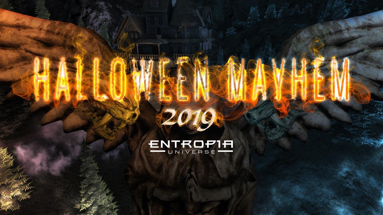 Halloween Mayhem 2020 Entropia Halloween Mayhem 2019